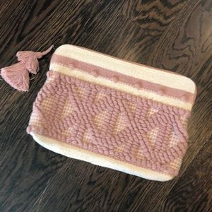 Lucky Brand clutch bag. Brand new/never used.